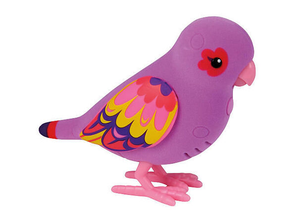 Review of Little Live Pets' Talking Bird Toy