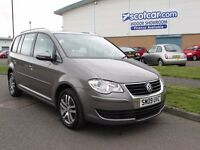 VOLKSWAGEN TOURAN 2.0TDI 7 SEATER FREE 12 MONTH WARRANTY