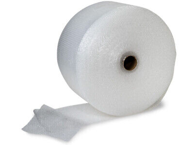 Large Bubble Roll 12 X 125ft X 12 Inch Bubble Wrap Cushion Perforated 12