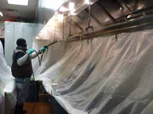 Reality Power Clean(Restaurant Power Cleaning) Strathcona County Edmonton Area image 2