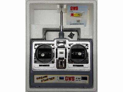 GWS 4ch 35mhz FM Transmitter