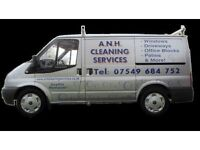 ANH Cleaning Services - The North East's Premier Cleaning Company - Driveway Cleaning - 0800 1123570