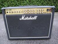 Marshall TSL122 100w Master Volume 2x12 Valve Combo - superb!!