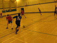 Friday Night Futsal 6 a side Casual Indoor Football, Central Leeds