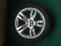 """Rare Adreneline Ford Edge Rims and / or Tire 20"""" - Set of 4"""