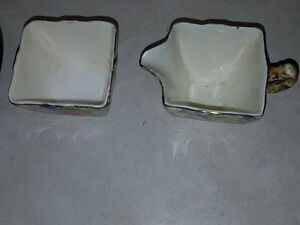 CREAM & SUGAR BOWLS..ROSALYNDE by Kent, James (England) Vancouver Greater Vancouver Area image 3