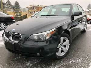 2007 BMW 5-Series 525xi Sedan