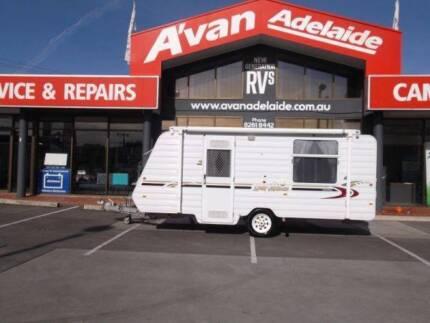 2012 WINDSOR GENESIS 16FT POP TOP CARAVAN Hillcrest Port Adelaide Area Preview