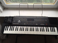 Roland E28 Keyboard and stand