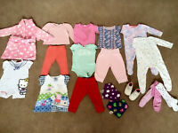 6-9M baby Girl bundle