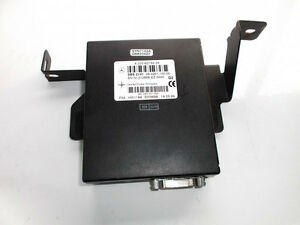 Mercedes-Benz S430 S500 S600 2000-2006 Language Control Unit