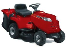Wanted ride on lawnmowers