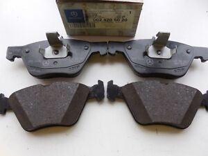 Mercedes-Benz E Class Crossfire 1996-2009 Brake Pad Set OEM NEW