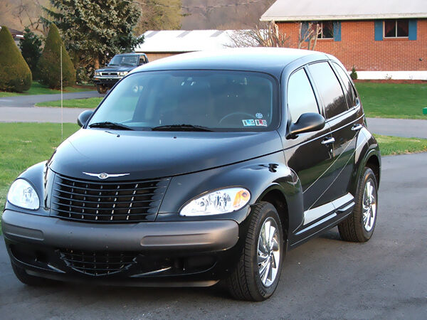 den pt cruiser von chrysler gebraucht kaufen ebay. Black Bedroom Furniture Sets. Home Design Ideas
