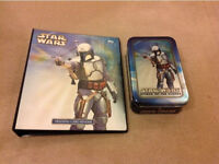 Star Wars Attack of the Clones Topps Trading Card Set