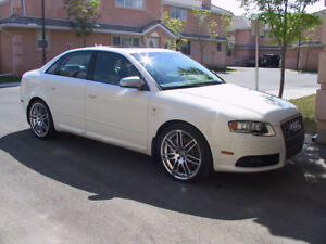 2006 Audi S4 -FIXED PHONE#  LOW Kms, Competition audio + EXTRAS!