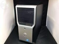dell precision i5 tower