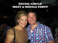 SOCIAL CIRCLE MEET & MINGLE PARTY