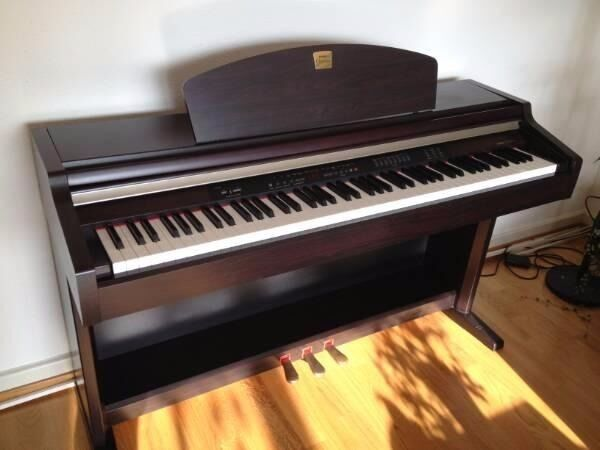 yamaha clavinova clp 930 digital piano full size 88 keys 3