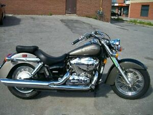 2007 Honda Shadow Aero (VT750)