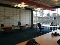 WATERLOO Office Space to Let, SE1 - Flexible Terms   2 - 86 people