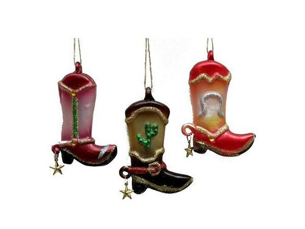 5 Creative Western Themed Christmas Decorations Ebay