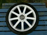 AUDI / VW 18 INCH MULTI FIT ALLOY
