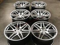 19″ Inch BMW STROM STR3 F14 Alloy Wheels E90 E91 E92 E93 F10 F11 F30 F31 F33 1 2 3 4 5 Series