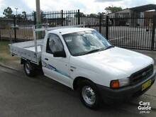 2001 Ford Courier Ute Craigieburn Hume Area Preview