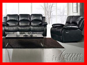 RECLINING SOFA AND LOVESEAT ONLY $1199.99 AT YVONNE'S FURNITURE