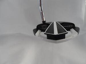 Odyssey Metal X D.A.R.T. Mid Long Putter Steel Men's Right