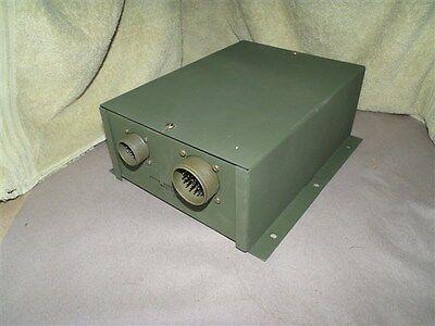Military Generator Relay Box Part 72-2209 For Set Mep 005a Mep 104a Mep 114a