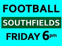 Looking for some extra players to join our casual football game every Friday in South London