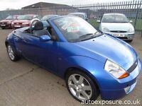 STREET KA CONVERTABLE 1.6 EXCELLENT CONDITION WITH SERVICE HISTORY