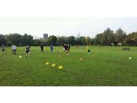 Ladies BEGINNERS Social Football Training. Bethnal Green, Every Saturday Mornings!