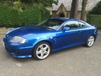 2005 Hyundai Coupe 2.0i SE with Full Leather and 11 Months MOT