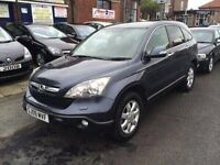 2009 09 honda crv es cdti 2.2 cc six speed in outstanding condition one former keeper from new
