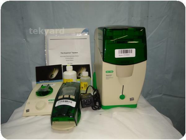 BIO-RAD EXPERION  ELECTROPHORESIS VORTEX STATION ! (233081)