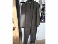 Planet Silk/Linen Suit