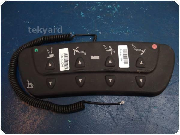 MIDMARK IPX1 FOOTSWITCH PEDAL @ (231010)