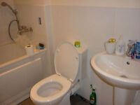 Double bedroom with own spacious bathroom in 4 bed Townhouse