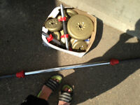 York Weight Training and Barbell System