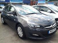 Vauxhall/Opel Astra 1.7 CDTi 16V ecoFLEX Exclusiv [99g/km] [SS]-
