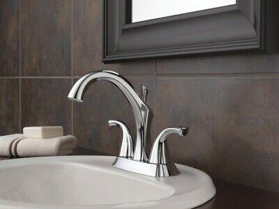 Chrome Addison Addison Centerset (Delta Addison Centerset 2-Handle Bathroom Faucet Chrome 2592-MPU-DST )