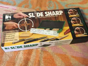 Slide sharp set for sale!