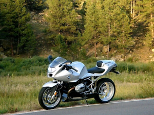 2007 BMW R1200S RARE COLLECTOR BIKE MINT ONLY 9800KM
