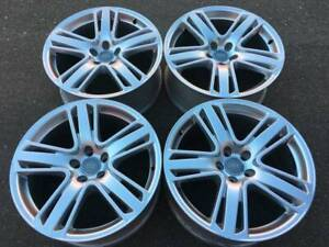 "NICE - Genuine Factory OEM Audi All Road 19"" rims in exc cond"