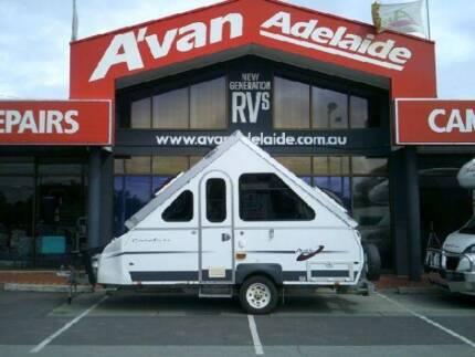 2009 AVAN CRUISELINER 5 CAMPER Hillcrest Port Adelaide Area Preview