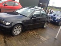 Bmw 320d lots of work done selling due to upgrade