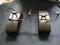 Osiris Glasses +0.75 prescription on both eyes